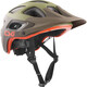 TSG Seek Graphic Design Helmet block army moss